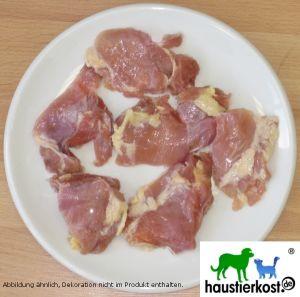 BIO-Hähnchenkeulenfleisch mit Haut