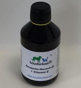 Reiskeim-Dorsch-Öl + Vitamin E