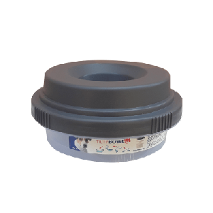 Tilty Bowl Trinknapf XL ca. 1,6l Graubraun, 1 Stück