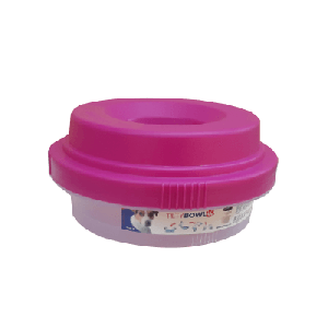 Tilty Bowl Trinknapf M ca. 0,6l Pink, 1 Stück